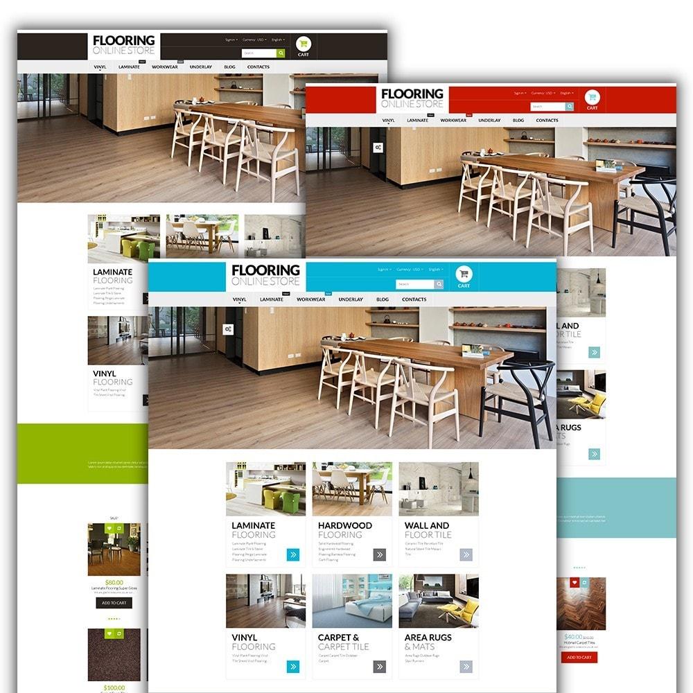 Flooring Online Store
