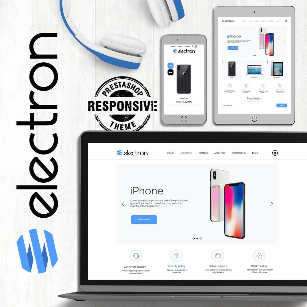 Electron - High-tech Shop