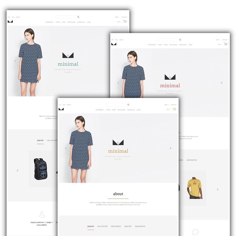 theme - Moda & Calzature - Minimal - 2