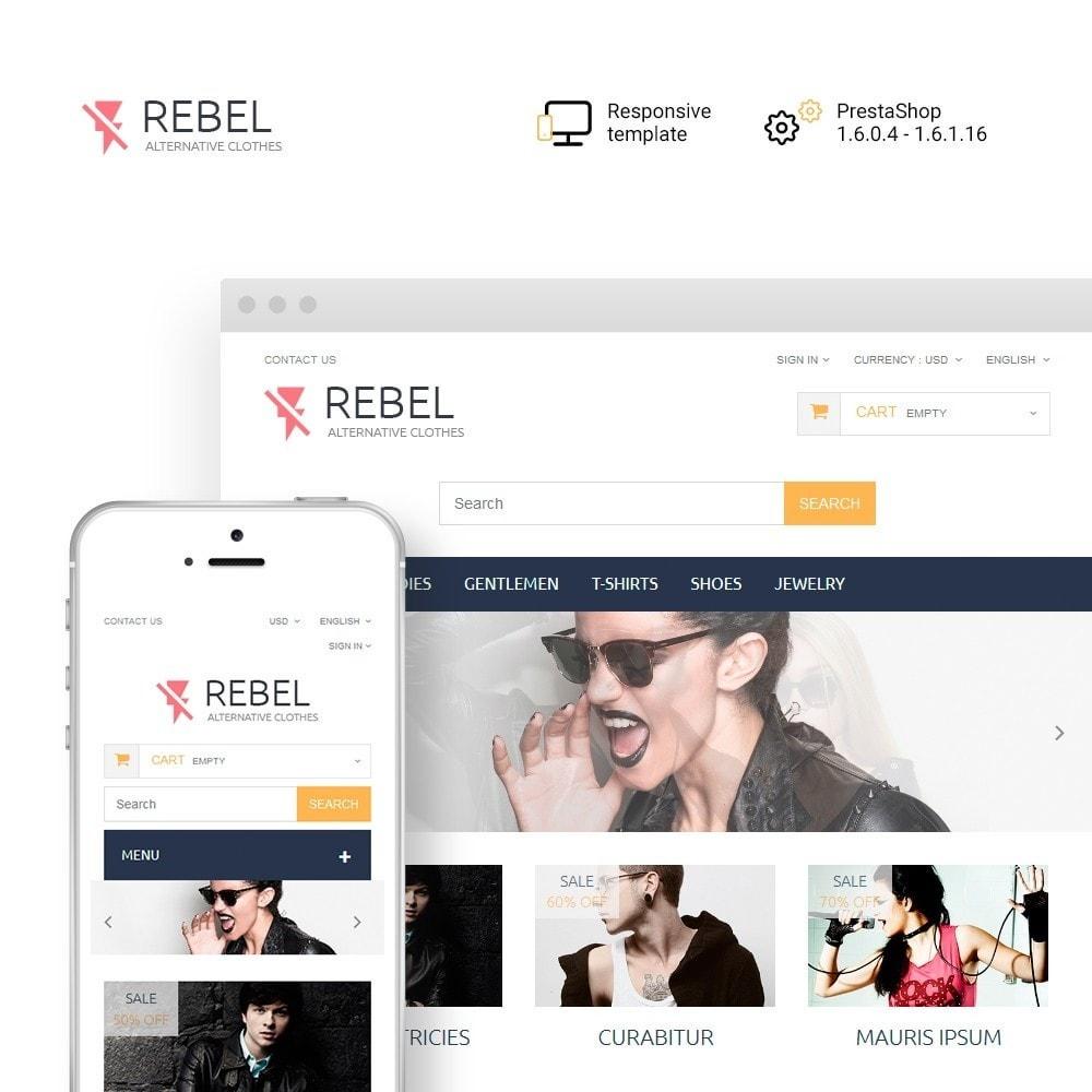 theme - Mode & Schoenen - Rebel - 1