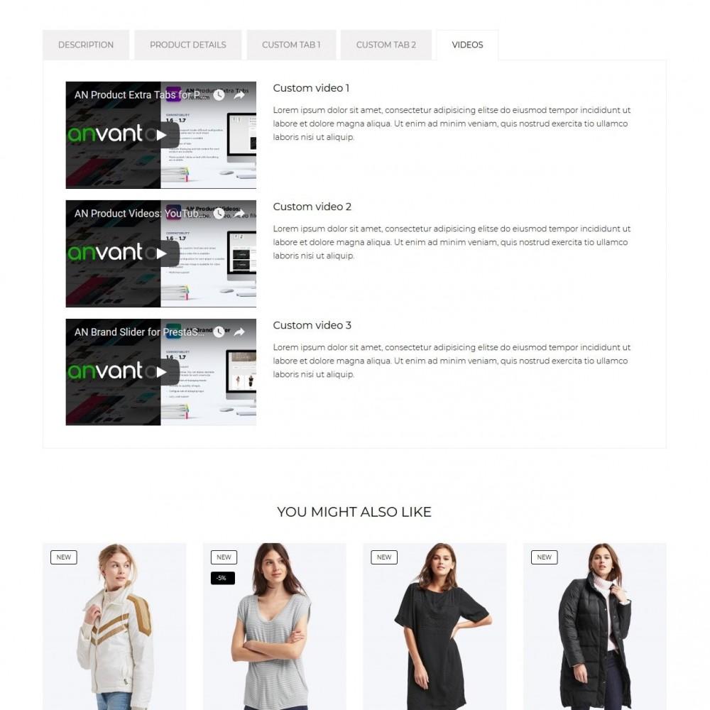 theme - Moda y Calzado - Avenira Fashion Store - 9