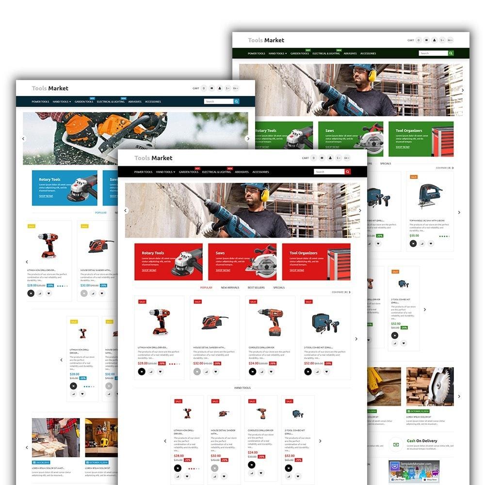 theme - Casa & Giardino - Tools Market - Negozio di Strumenti - 2