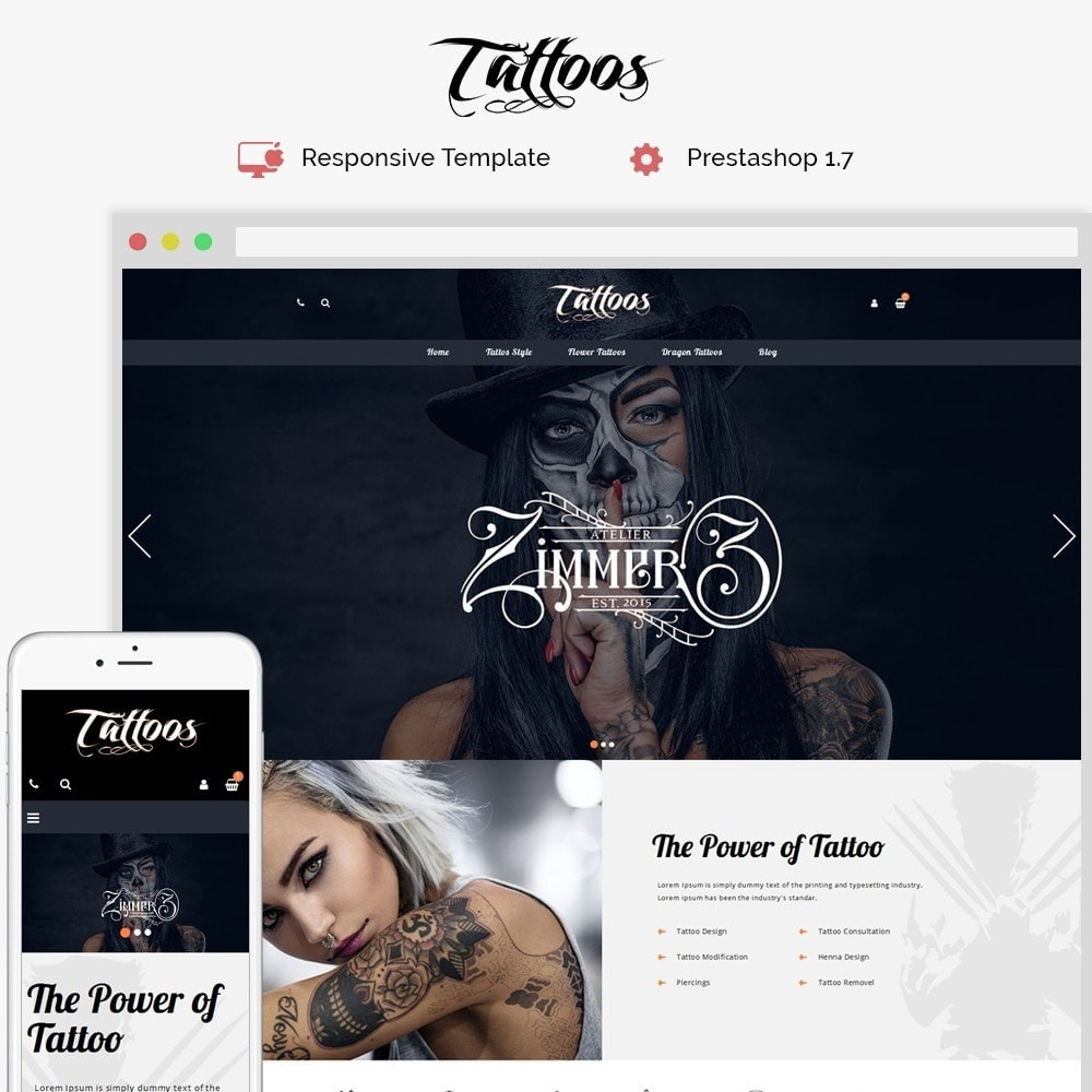 Tattoos Shop
