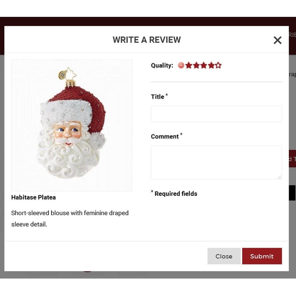 theme - Подарки, Цветы и праздничные товары - Christmas Store - 11
