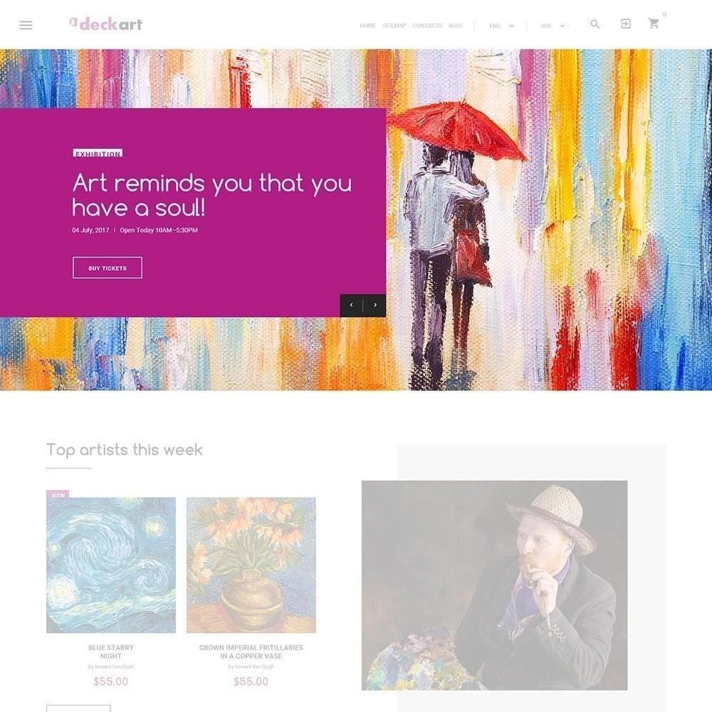 theme - Arte y Cultura - DeckArt - 6