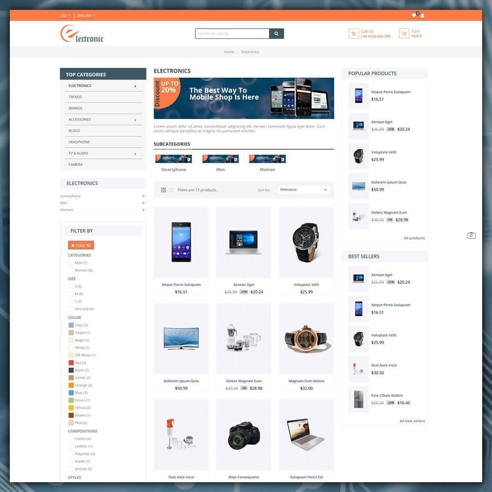 theme - Elektronica & High Tech - Electronics Shop - 3