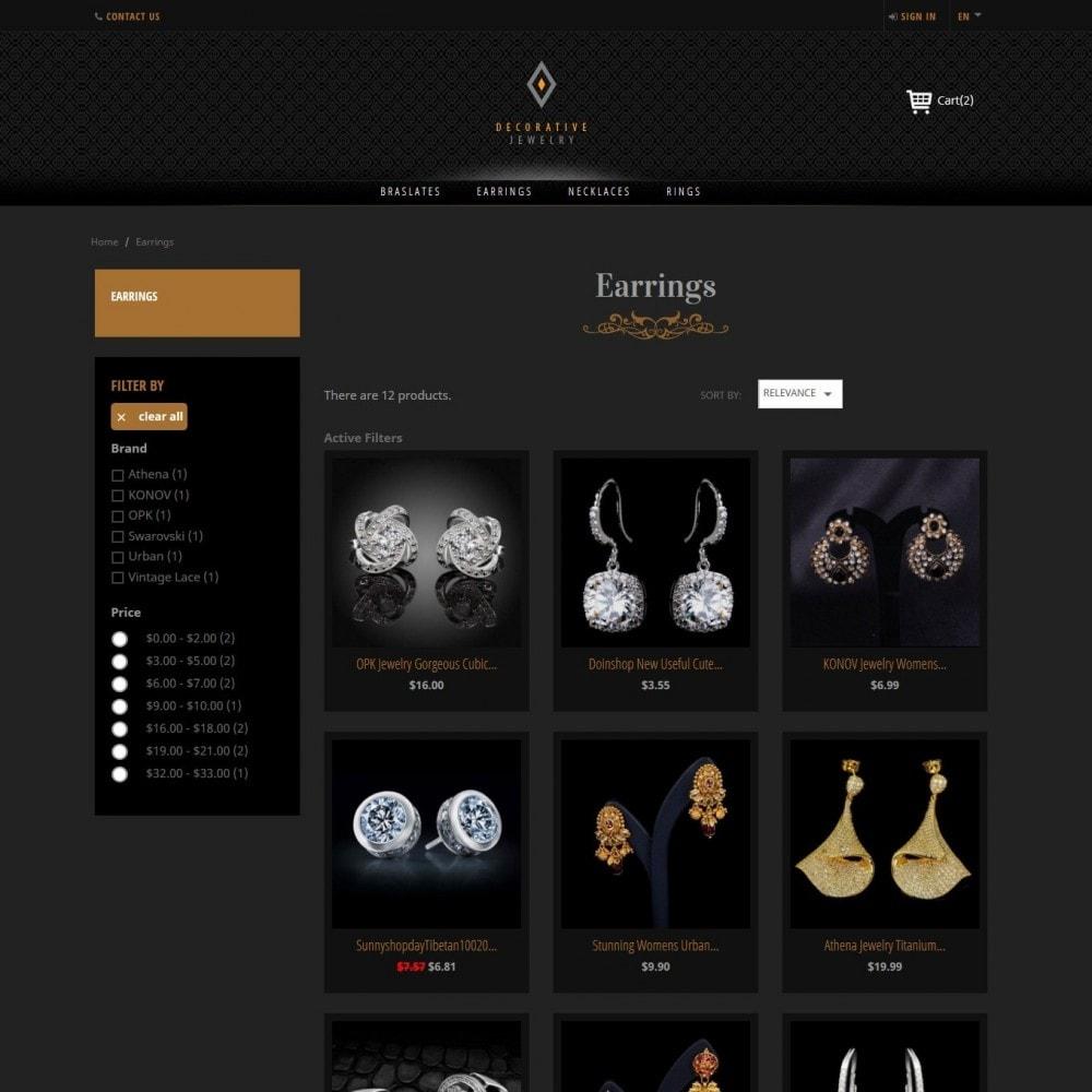 theme - Ювелирные изделия и Аксессуары - Decorative 2.0 - 3