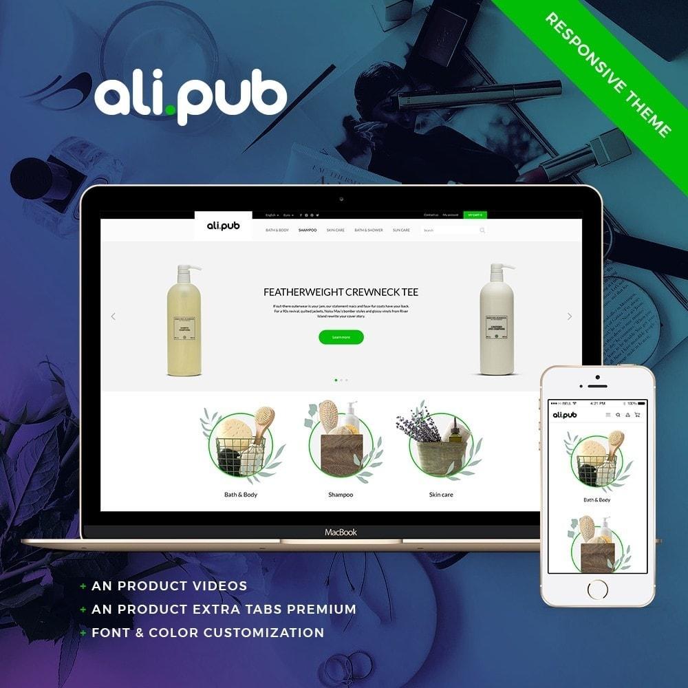 Ali-pub Cosmetics