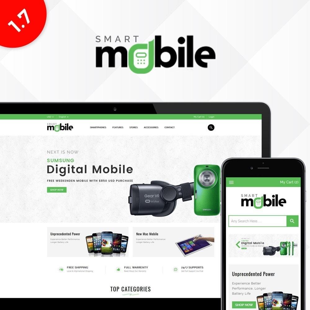 theme - Elektronik & High Tech - Smart Mobile Store - 1