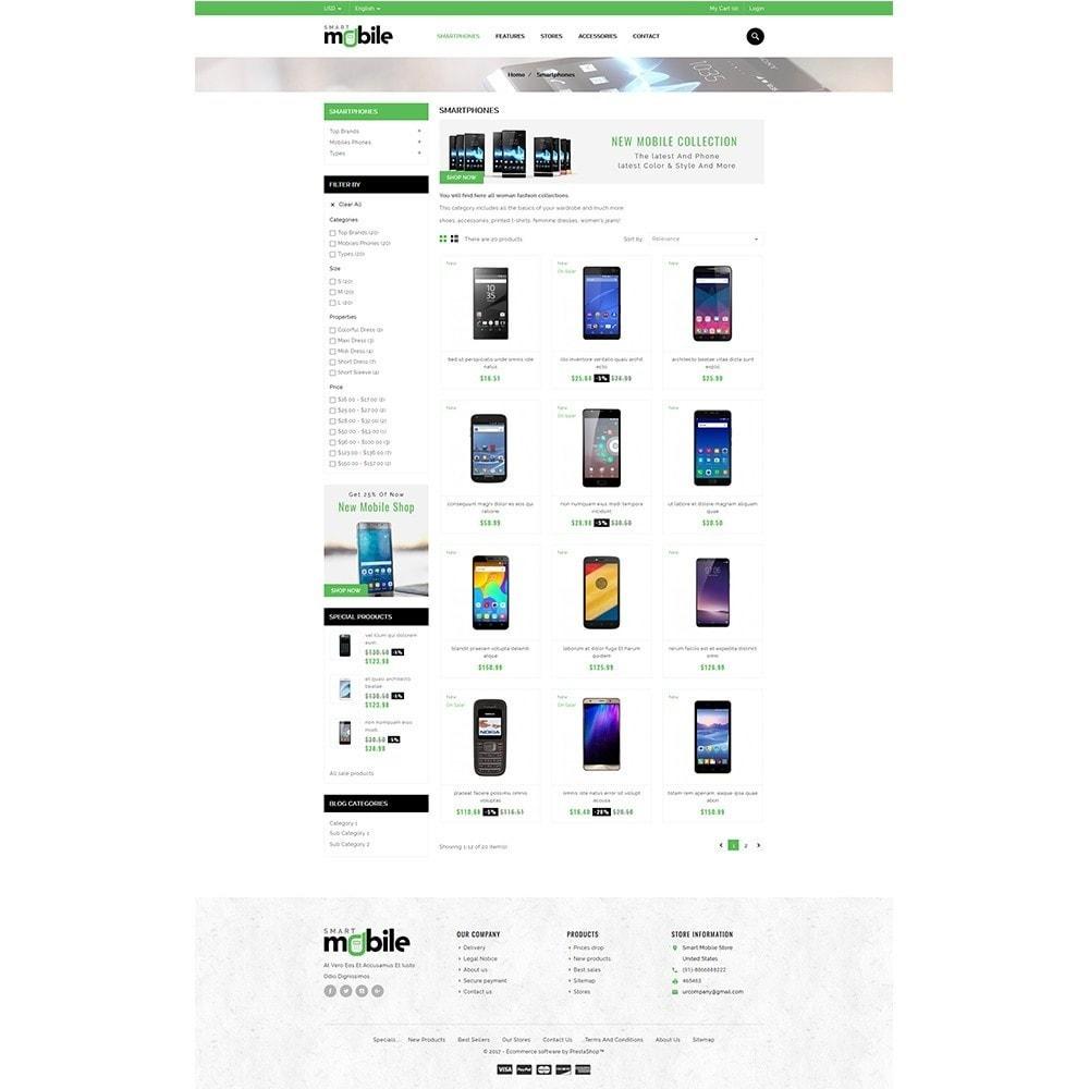 theme - Elektronik & High Tech - Smart Mobile Store - 3