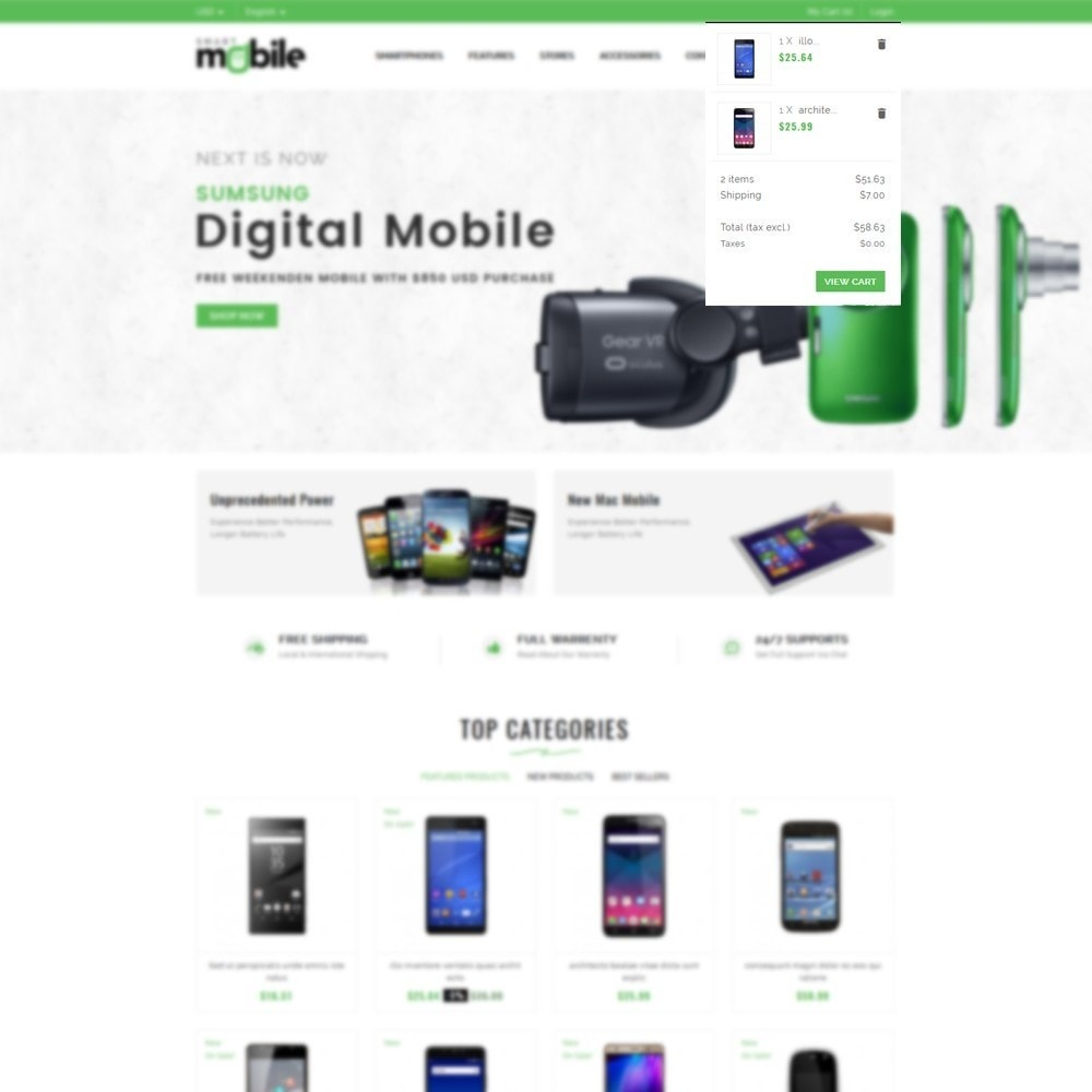 theme - Electronics & Computers - Smart Mobile Store - 6