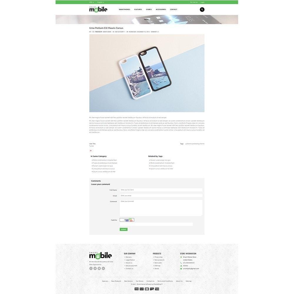 theme - Elektronik & High Tech - Smart Mobile Store - 8