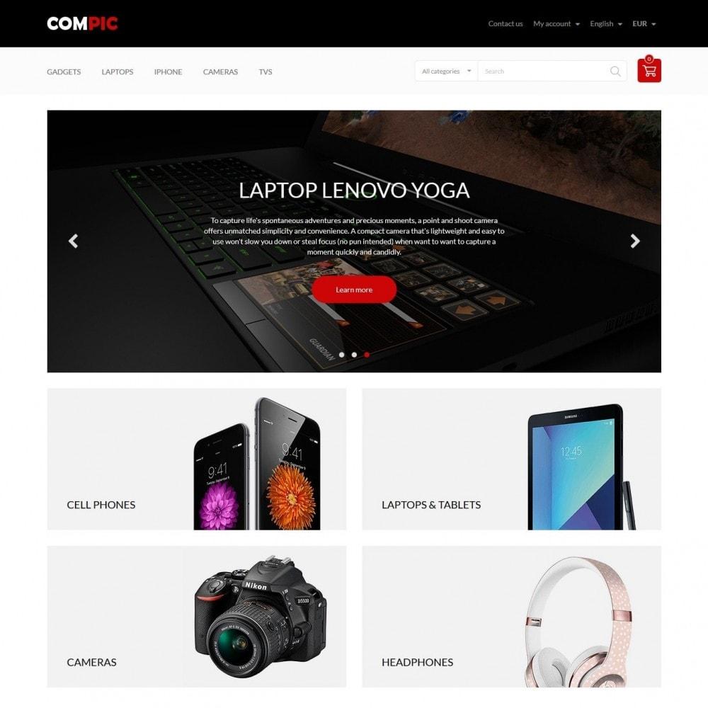 Compic - High-tech Shop
