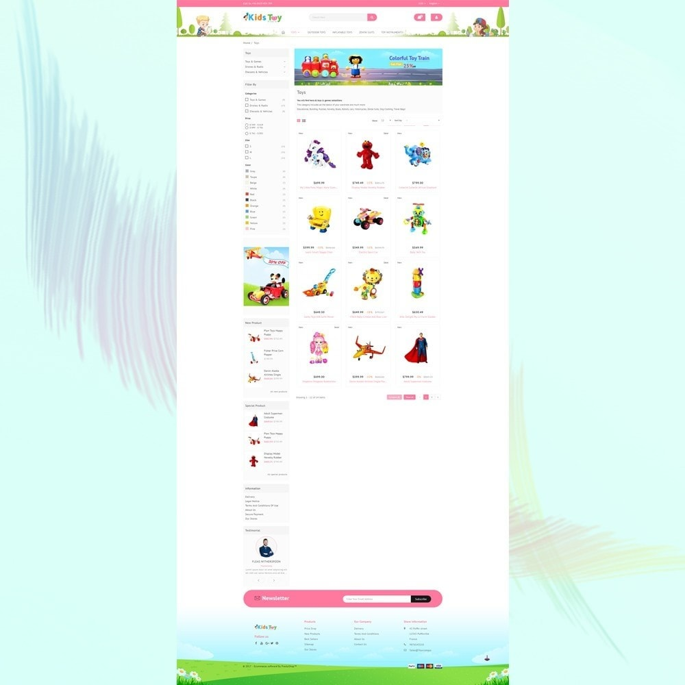 Enjoy - Kids Toy Store