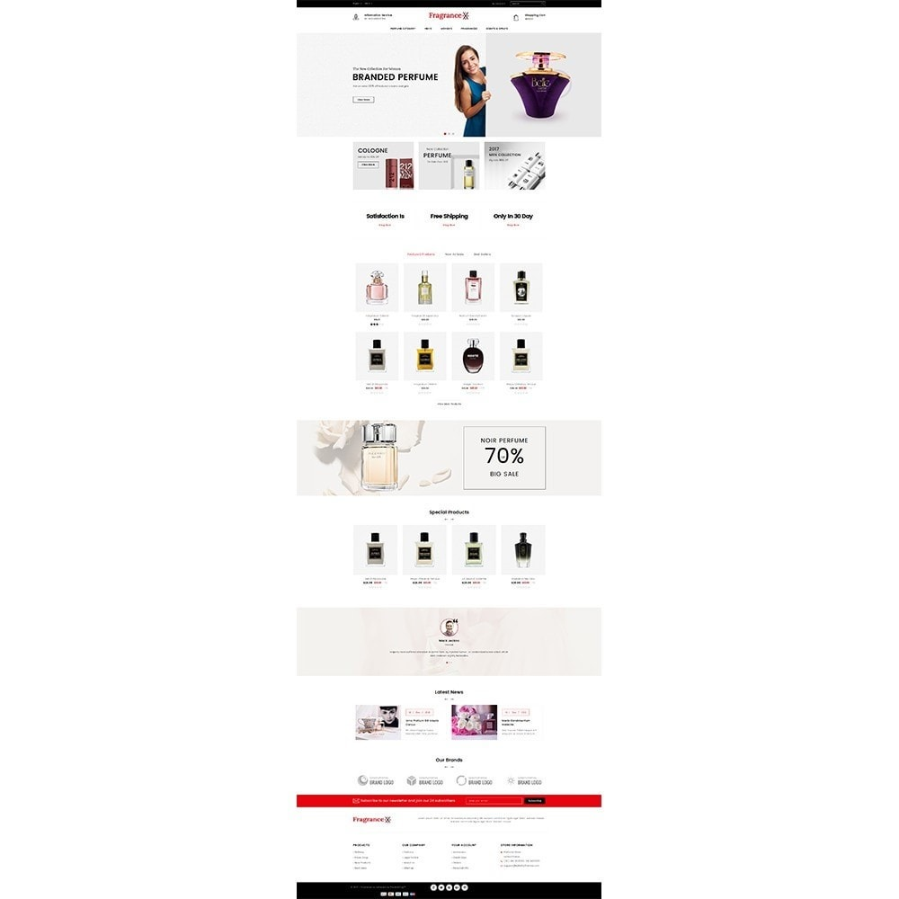 theme - Salute & Bellezza - Fragrance Store - 2