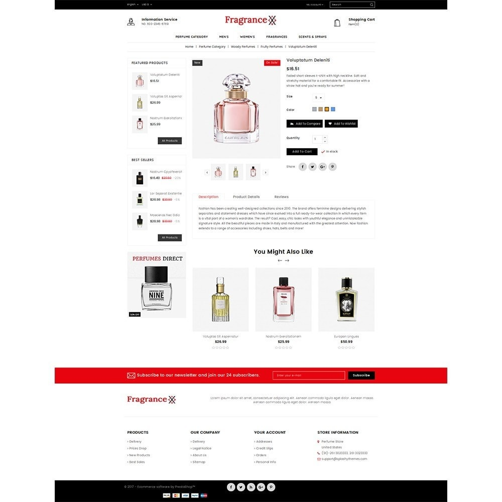 theme - Health & Beauty - Fragrance Store - 5