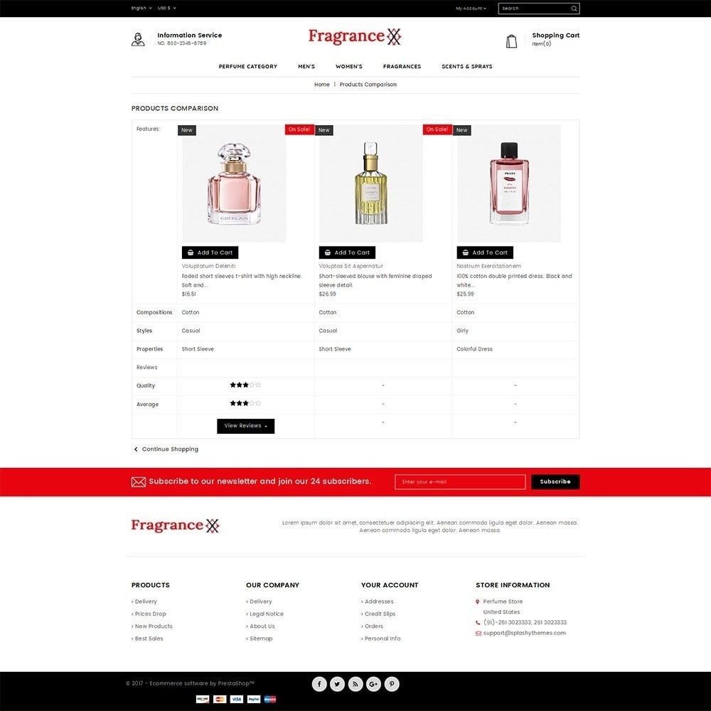 theme - Salute & Bellezza - Fragrance Store - 9