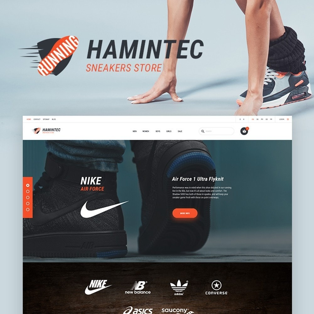 theme - Fashion & Shoes - Hamintec - Sneakers Store 1.7 - 1