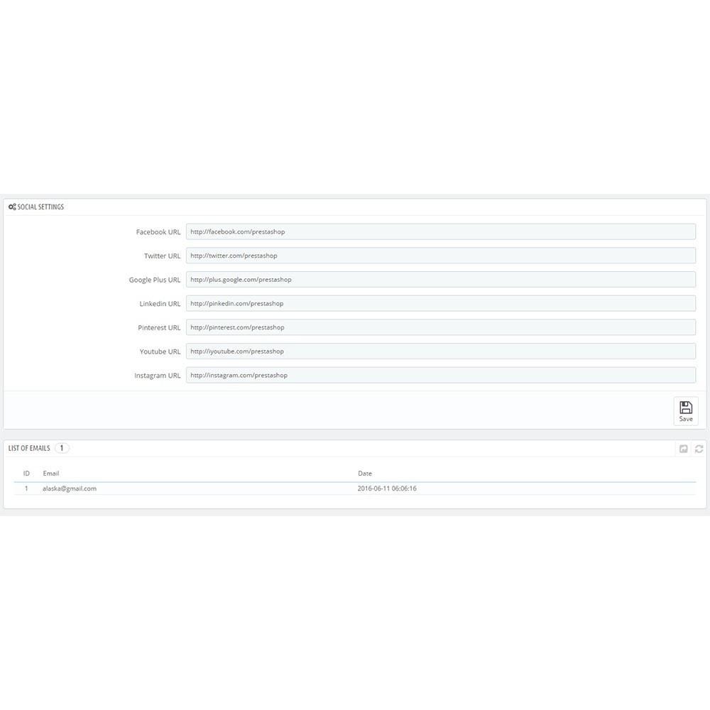 module - Personalisering van pagina's - Maintenance Pro - Binnenkort pagina's met aftellen - 4
