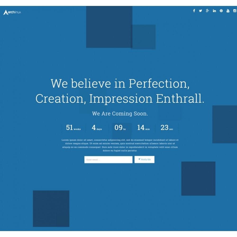 module - Personalizacja strony - Maintenance Pro - Wkrótce strony z odliczaniem - 8