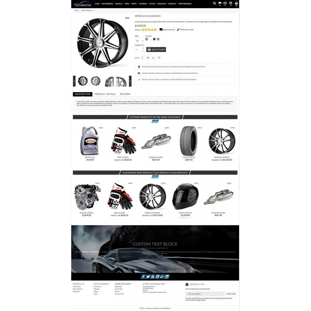 Automotive Store
