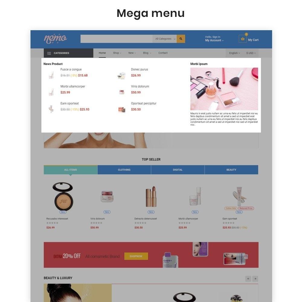 theme - Salute & Bellezza - Leo Nemo -  Cosmetic &  Beauty Store - 5