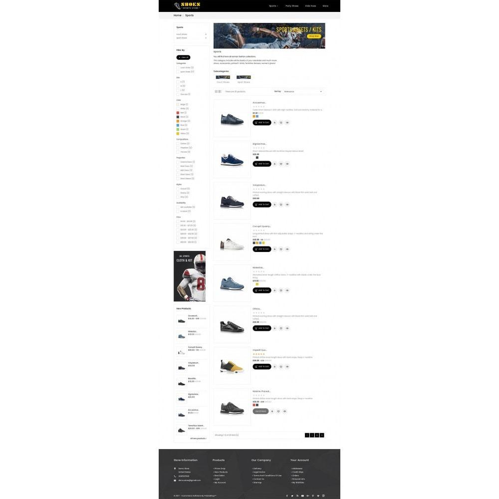 theme - Desporto, Actividades & Viagens - Shoes Sport Store - 4