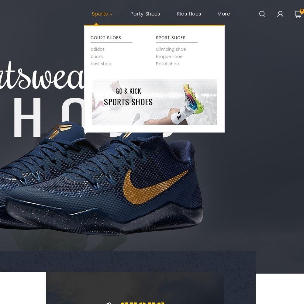 theme - Desporto, Actividades & Viagens - Shoes Sport Store - 8