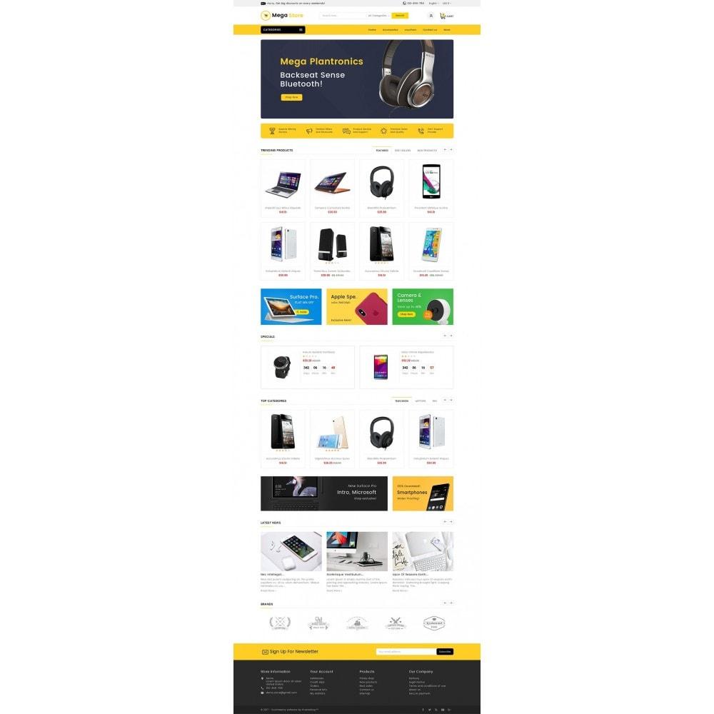 Mega Store Electronics
