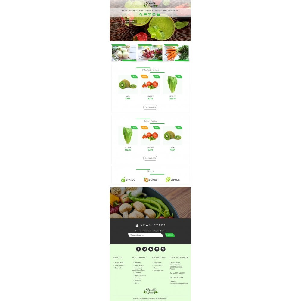 theme - Lebensmittel & Restaurants - Healthy Food - 5