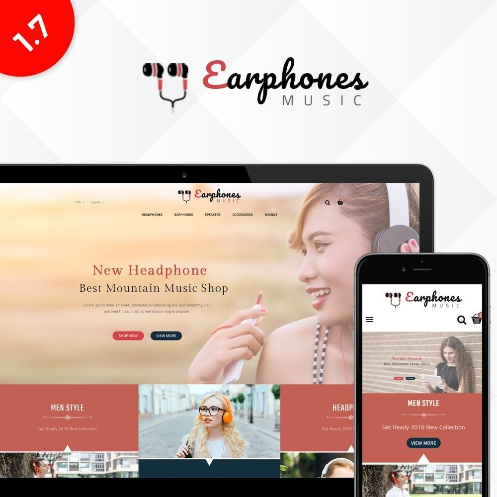 Earphones Store