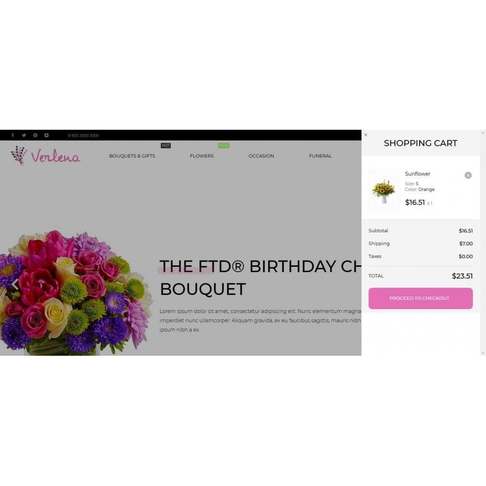 theme - Gifts, Flowers & Celebrations - Verlena - 3