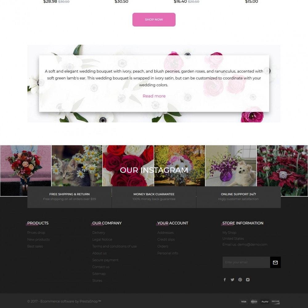 theme - Prezenty, Kwiaty & Uroczystości - Verlena - 5