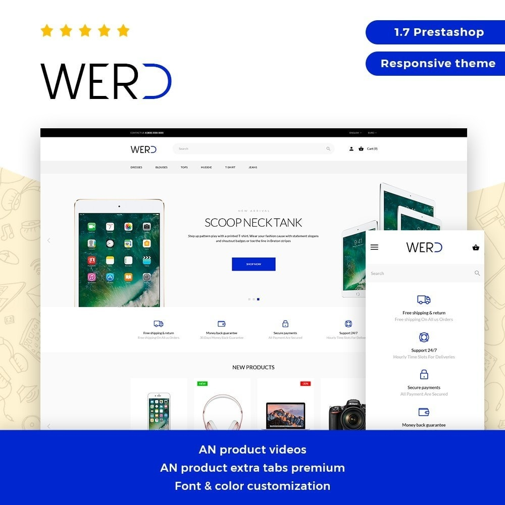 Werd - High-tech Shop