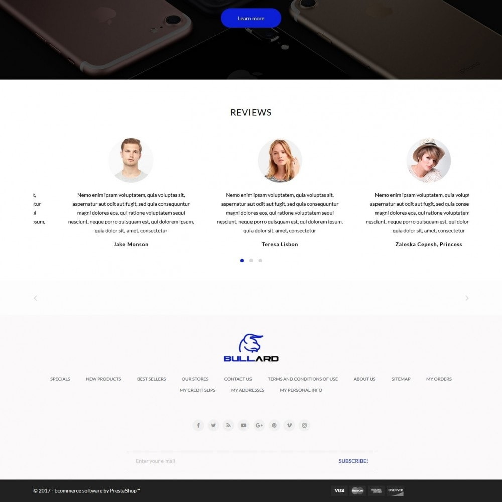 theme - Eletrônicos & High Tech - Bullard - High-tech Shop - 4