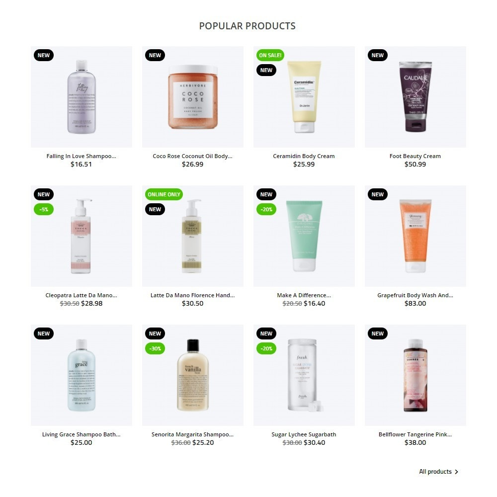 theme - Health & Beauty - Eco Clean Cosmetics - 3