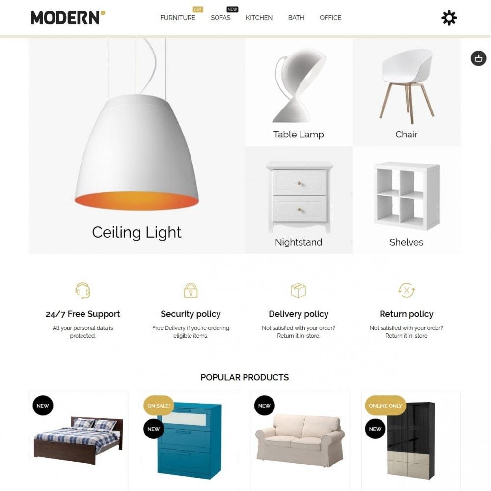 theme - Dom & Ogród - Modern - 2