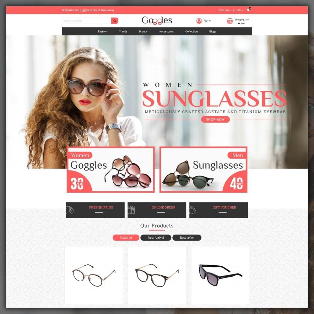 Goggles Shop