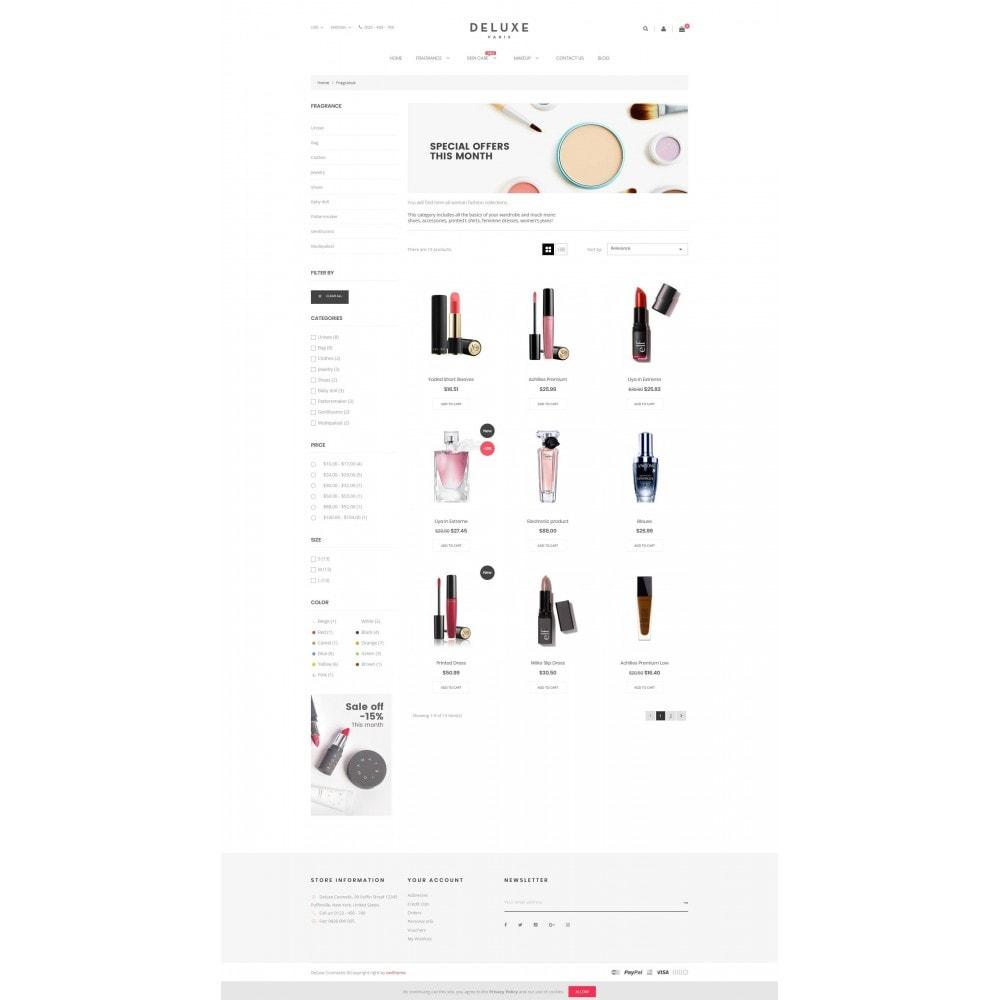 Deluxe Cosmetics