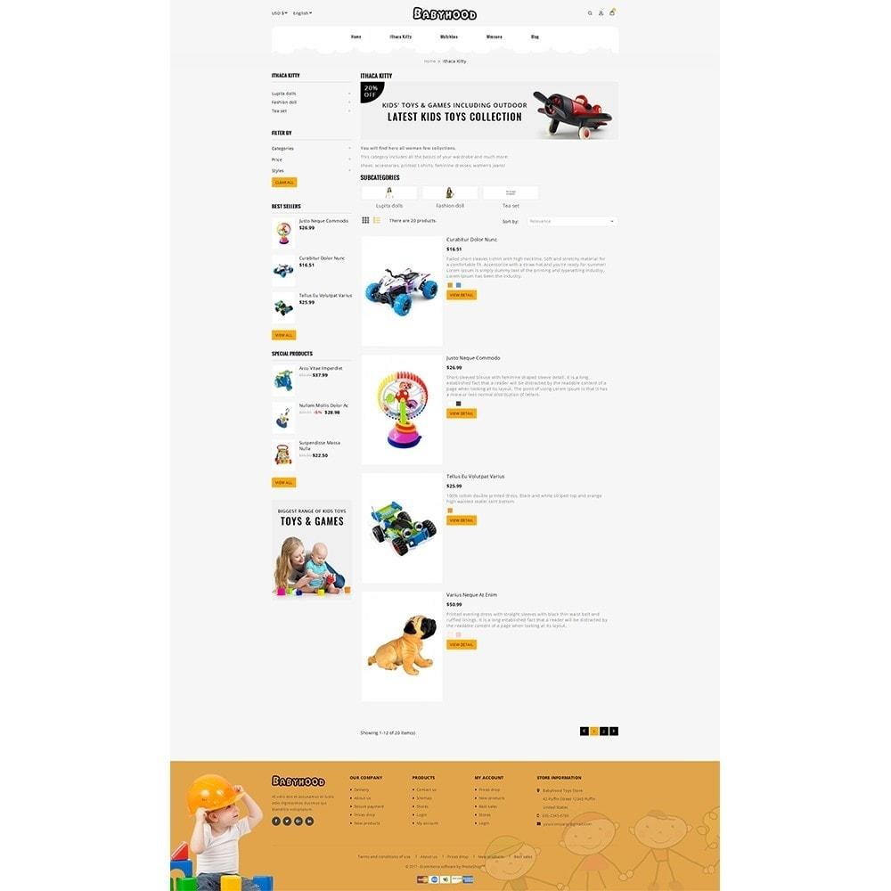 theme - Niños y Juguetes - Babyhood Toys Store - 5