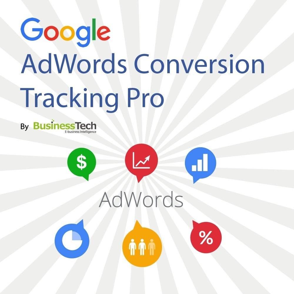 module - Статистика и анализ - Google AdWords Conversion Tracking Pro - 1
