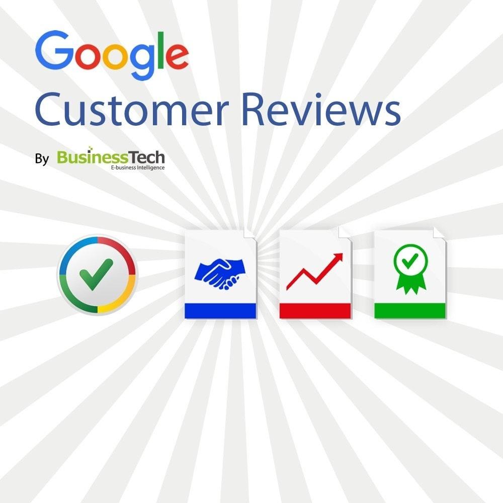 module - Fidélisation & Parrainage - Google Customer Reviews - 1