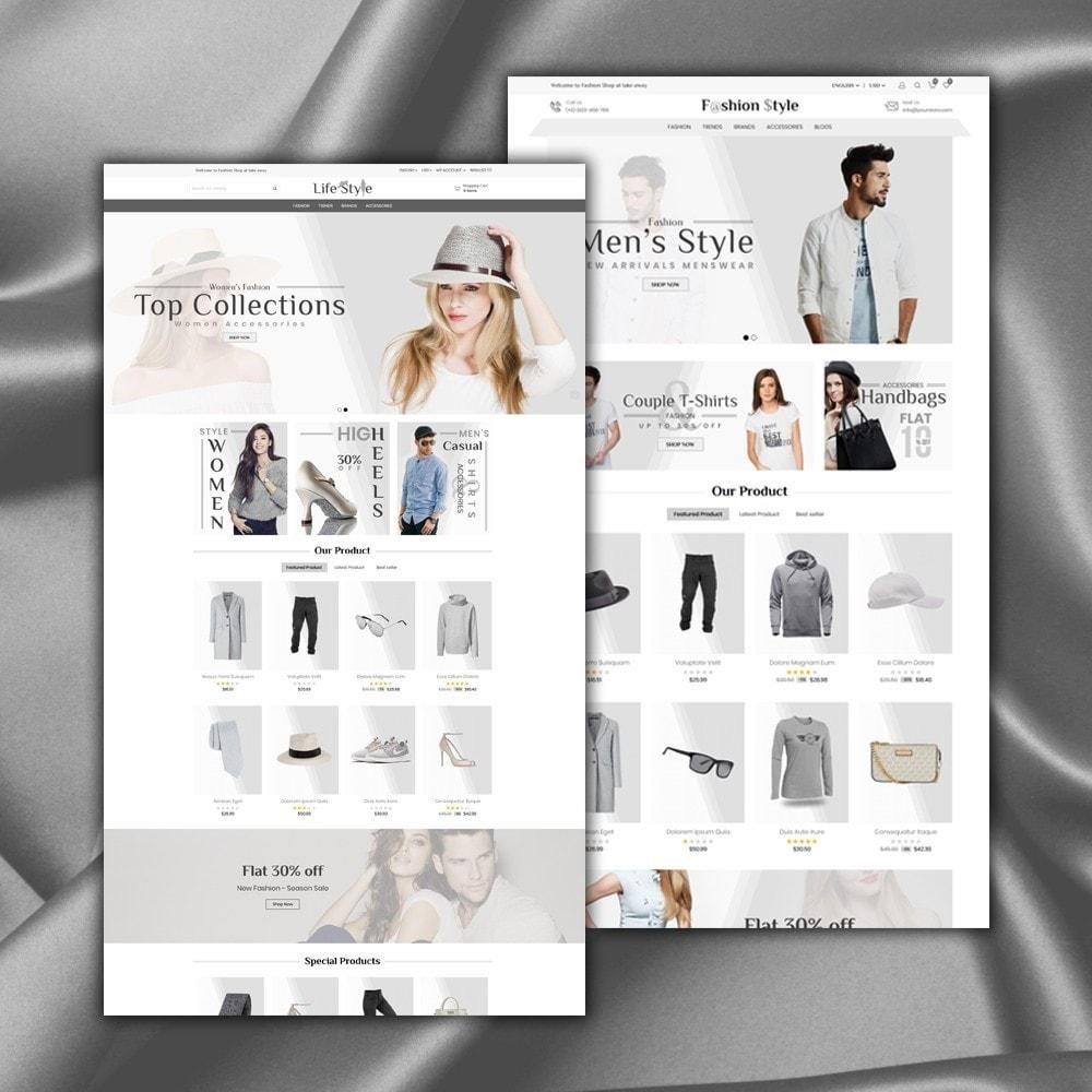 theme - Moda & Obuwie - Life Style Store - 2
