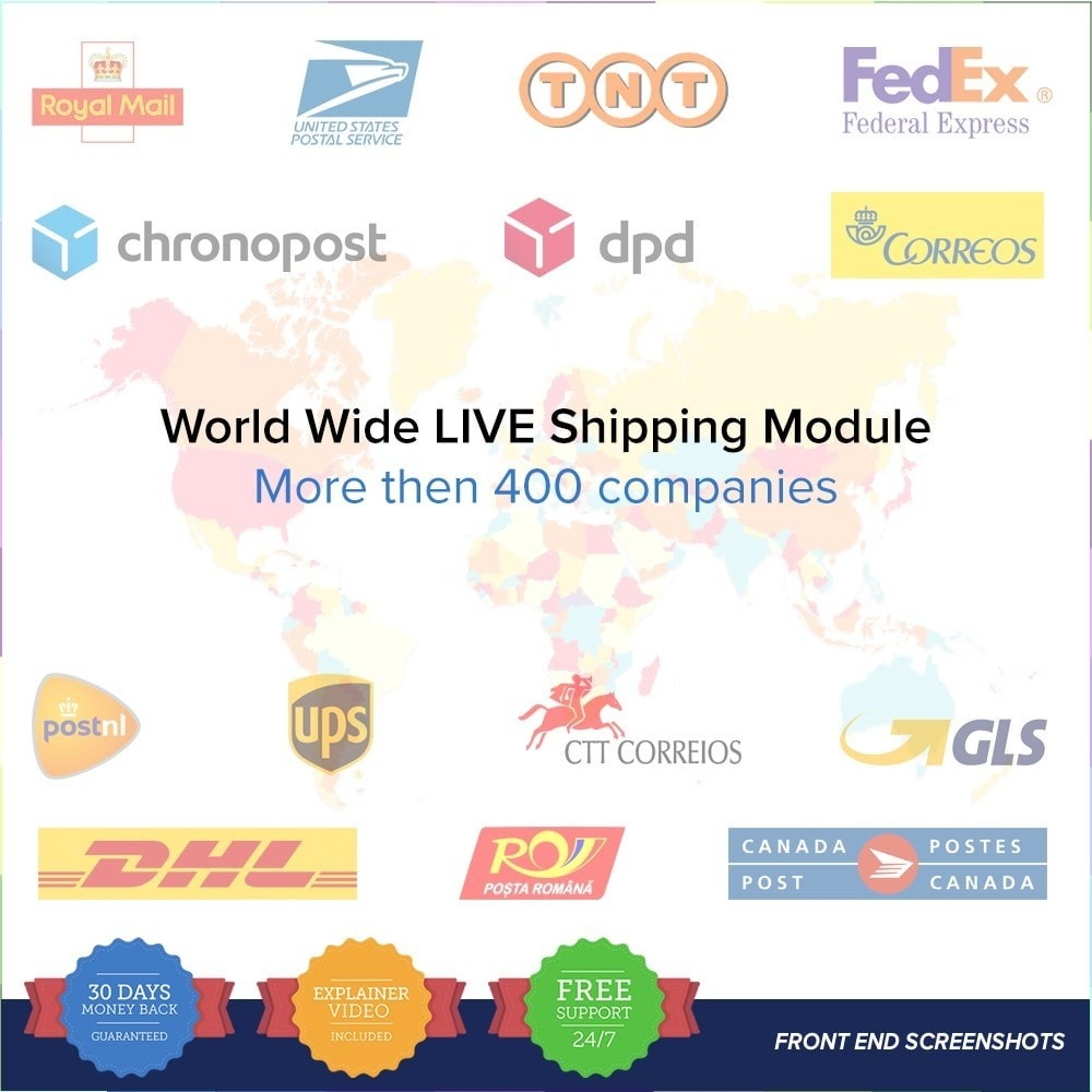 module - Sendungsverfolgung - LIVE Shipping/Order Tracking Multiple Carriers - 2