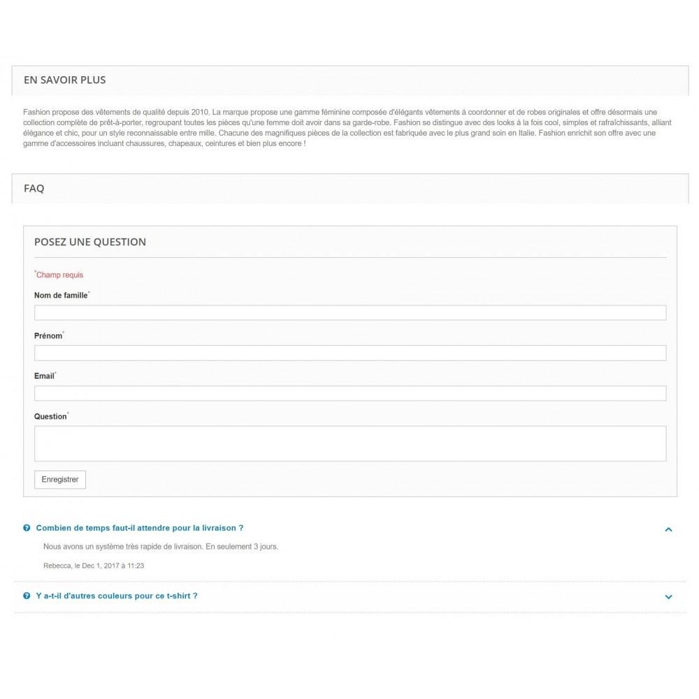 module - FAQ (questions fréquentes) - FAQ pour tous - 13