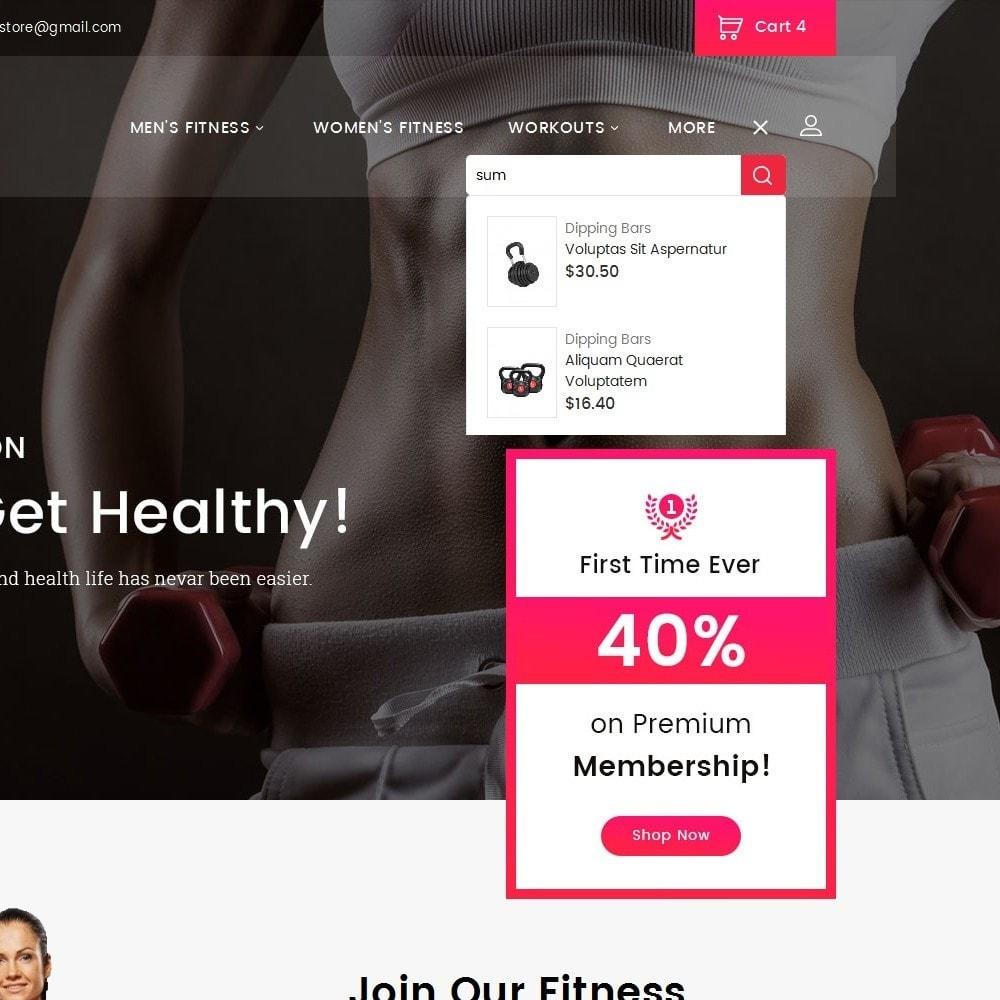 theme - Спорт и Путешествия - Gym Equipment Store - 10