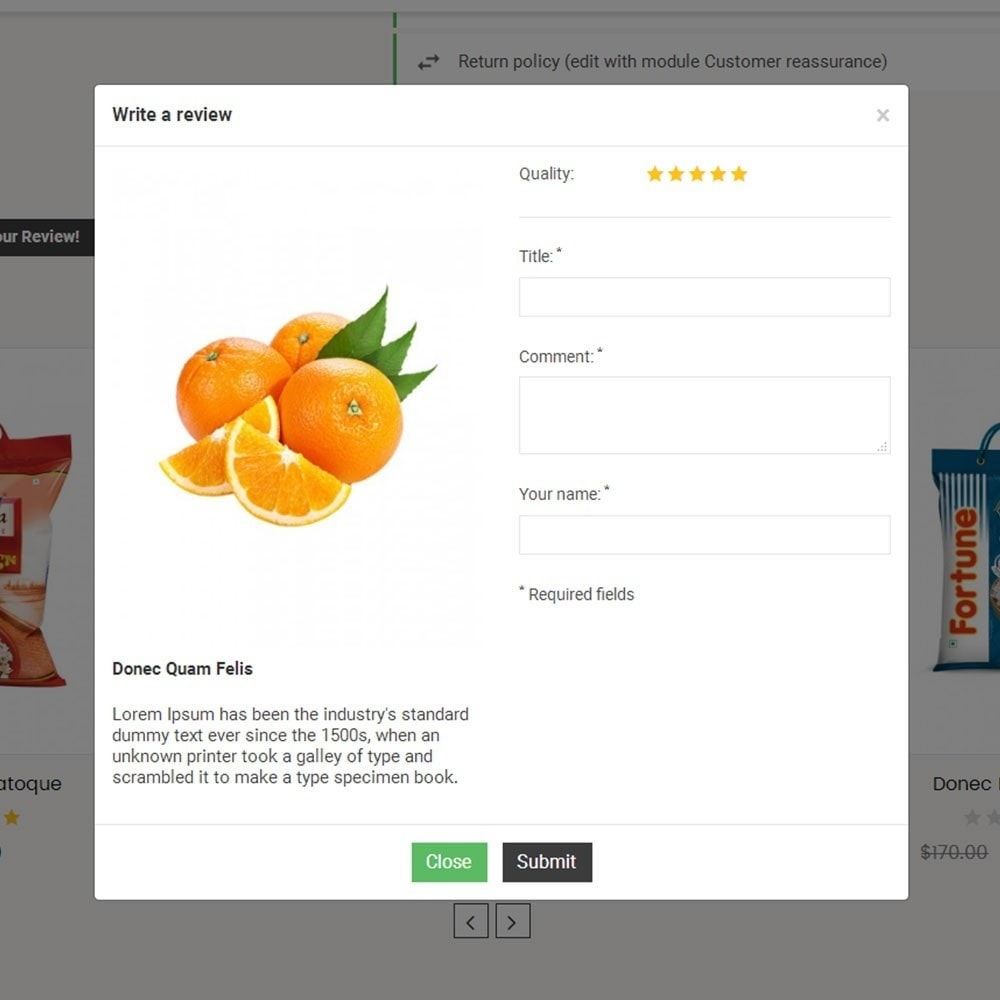 theme - Food & Restaurant - Online Grocery Store - 6