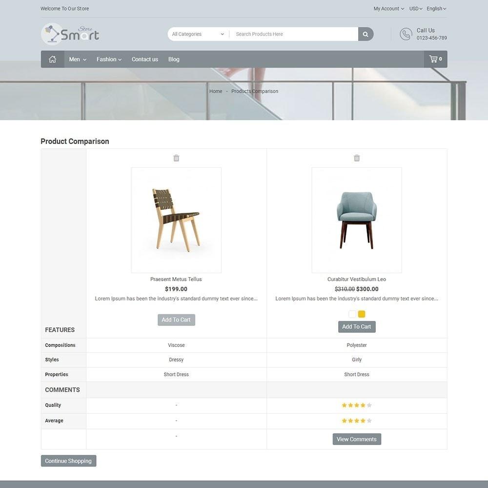 theme - Home & Garden - Furniture Smart Store - 7