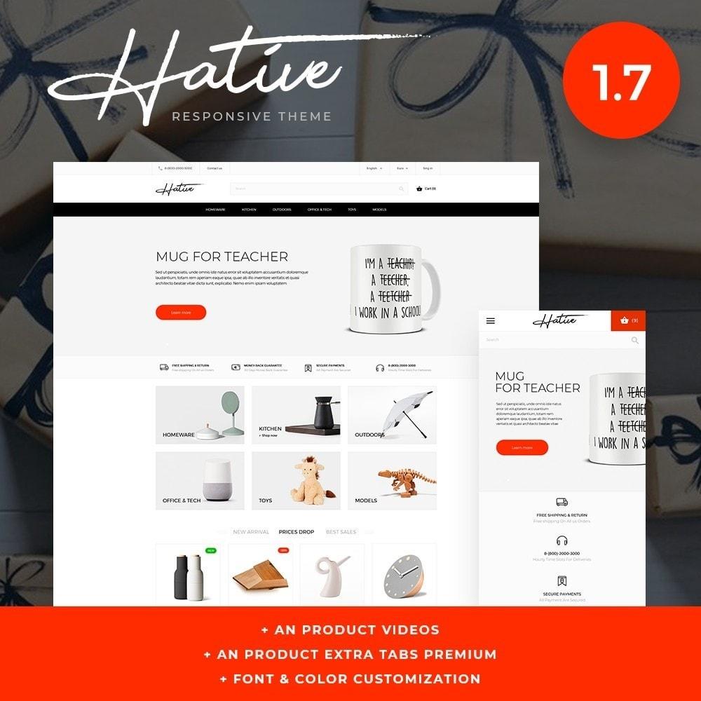 theme - Heim & Garten - Hative - 1