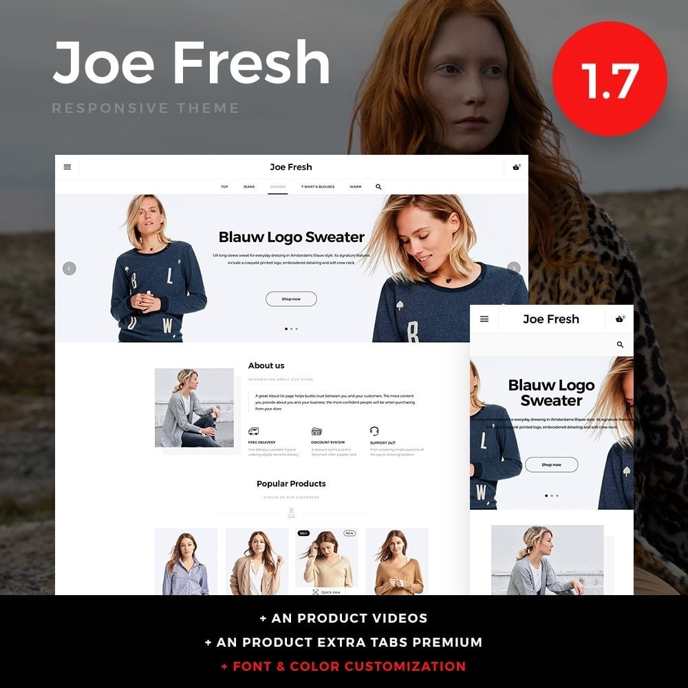 Joe Fresh Fashion Store